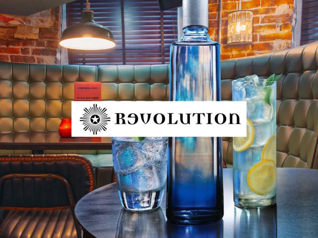 Revolution – Brilliant Belvedere