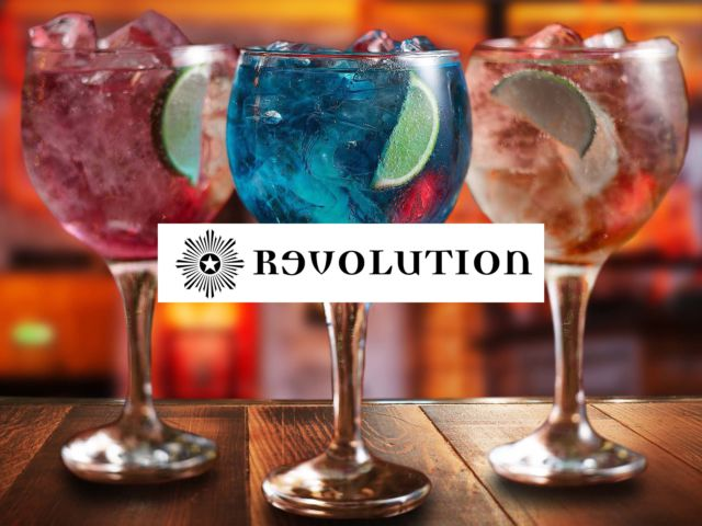 Revolution – Gin Making Class with Snacks