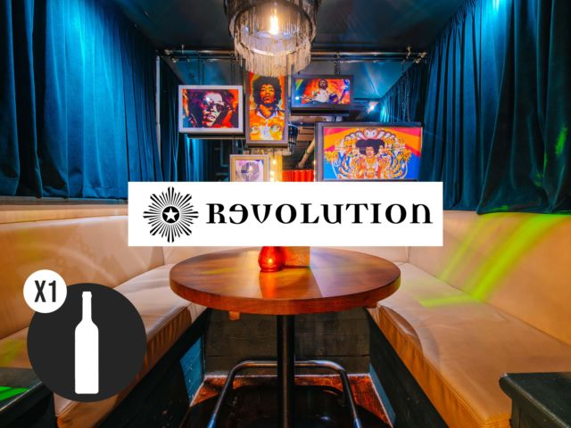Revolution – Premium Spirit & Booth