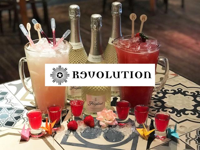 Revolution - Prosecco & Cocktails