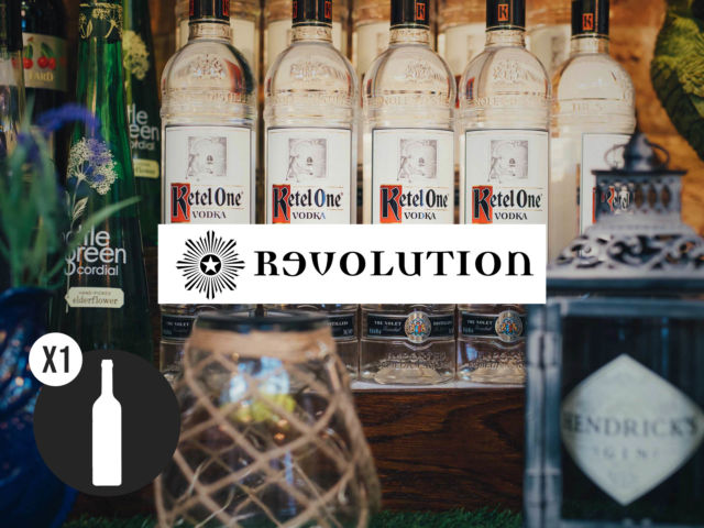 Revolution – Spirit & Booth