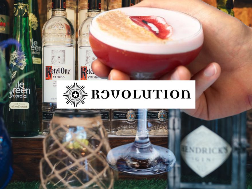 Revolution - Spirits & Cocktails