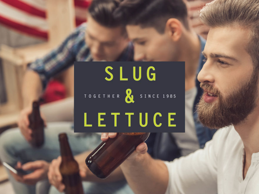 Stag Do Slug & Lettuce - 3 Course Meal