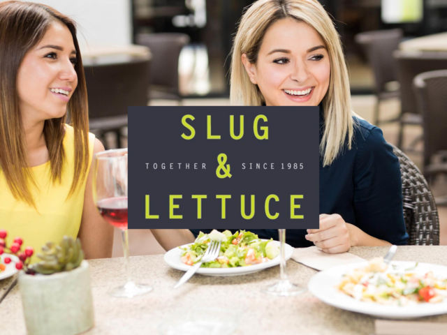 Slug and Lettuce - Signature Meal