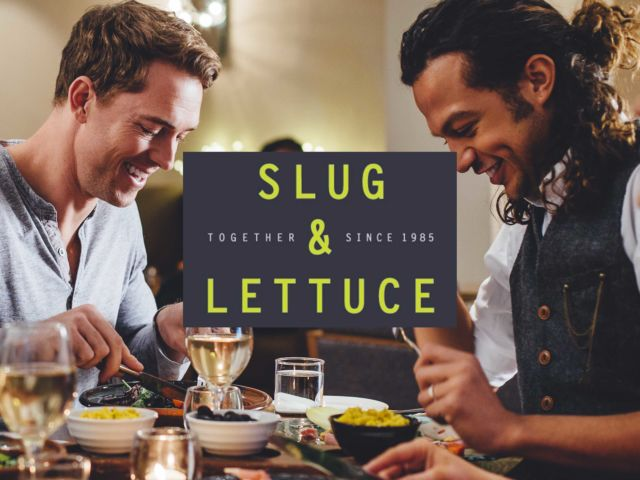 Slug & Lettuce - Signature Meal