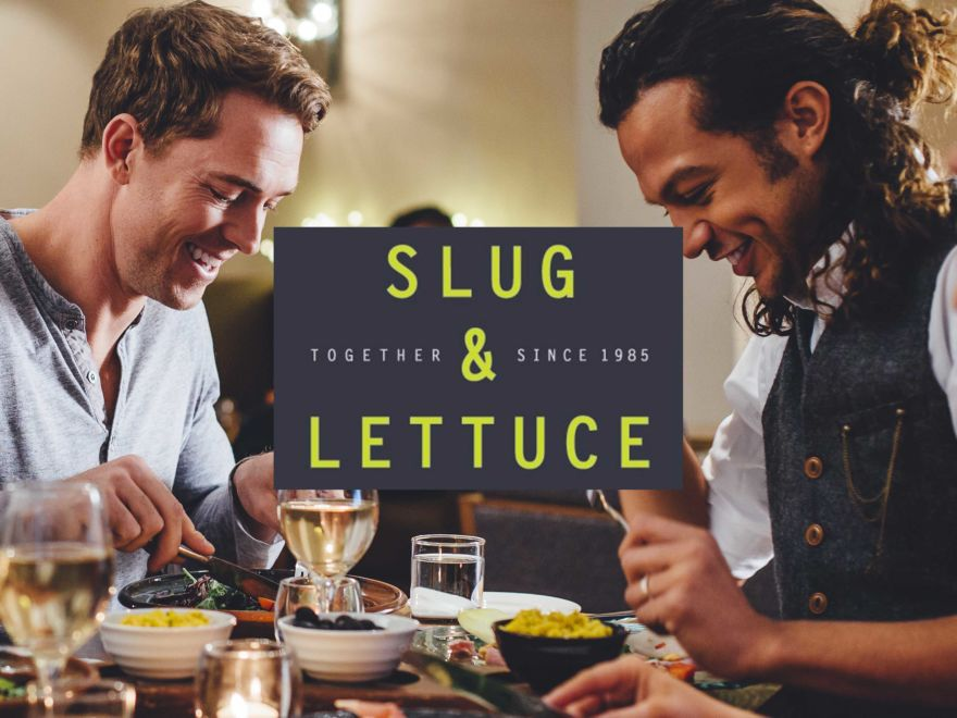 Slug & Lettuce Signature Meal Stag Do