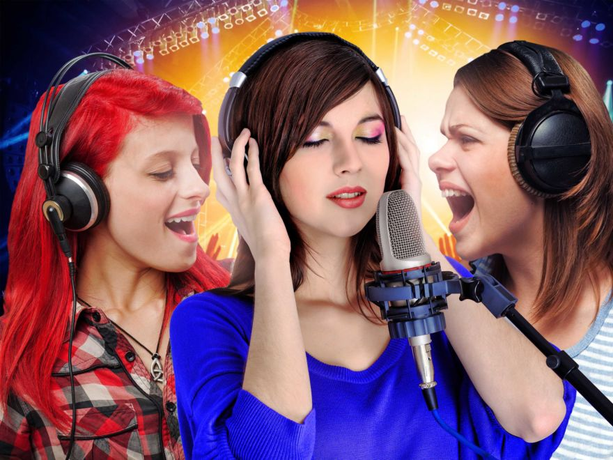 Song Recording Studio