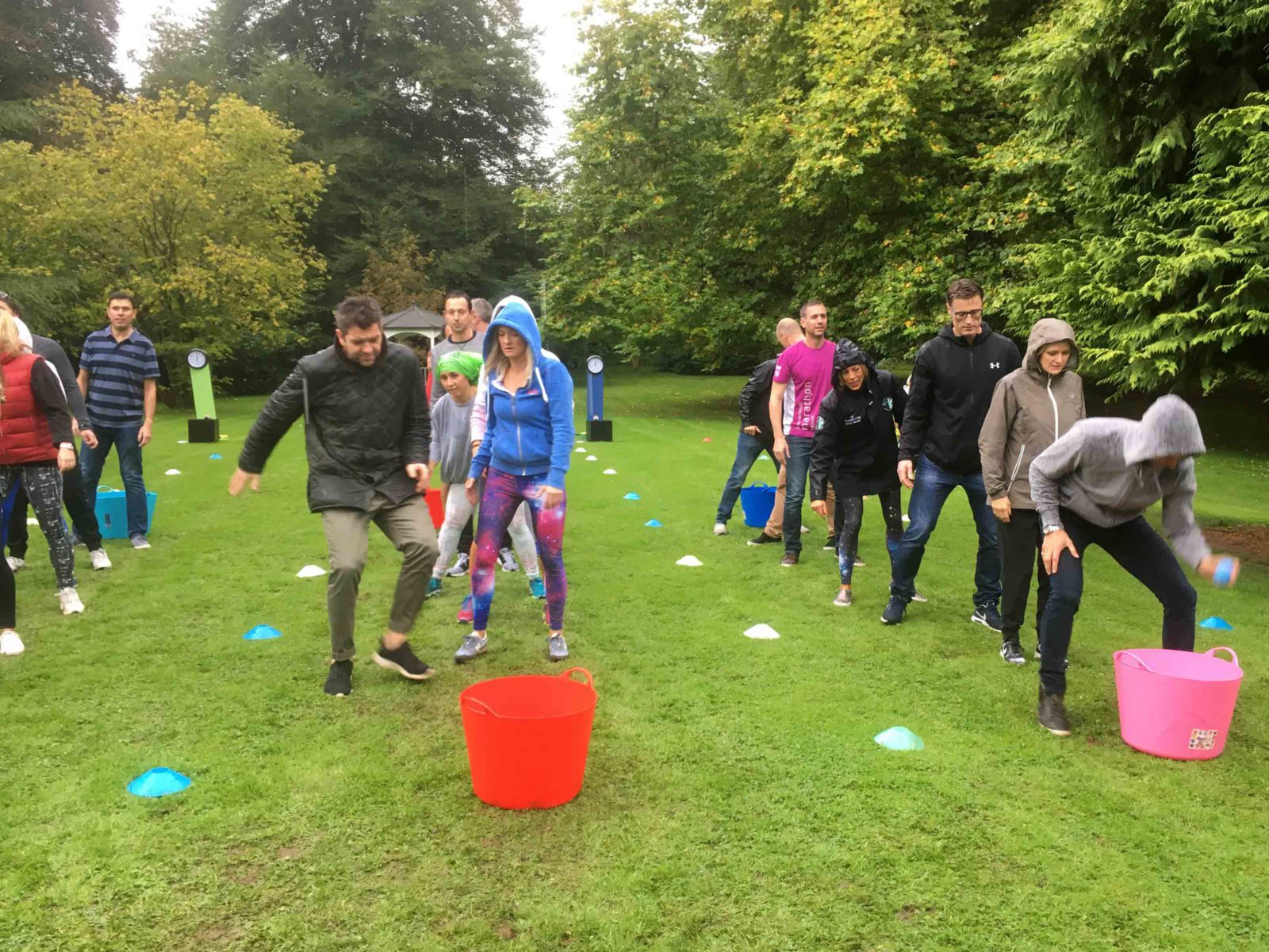 Corporate Team Building Events Leicester