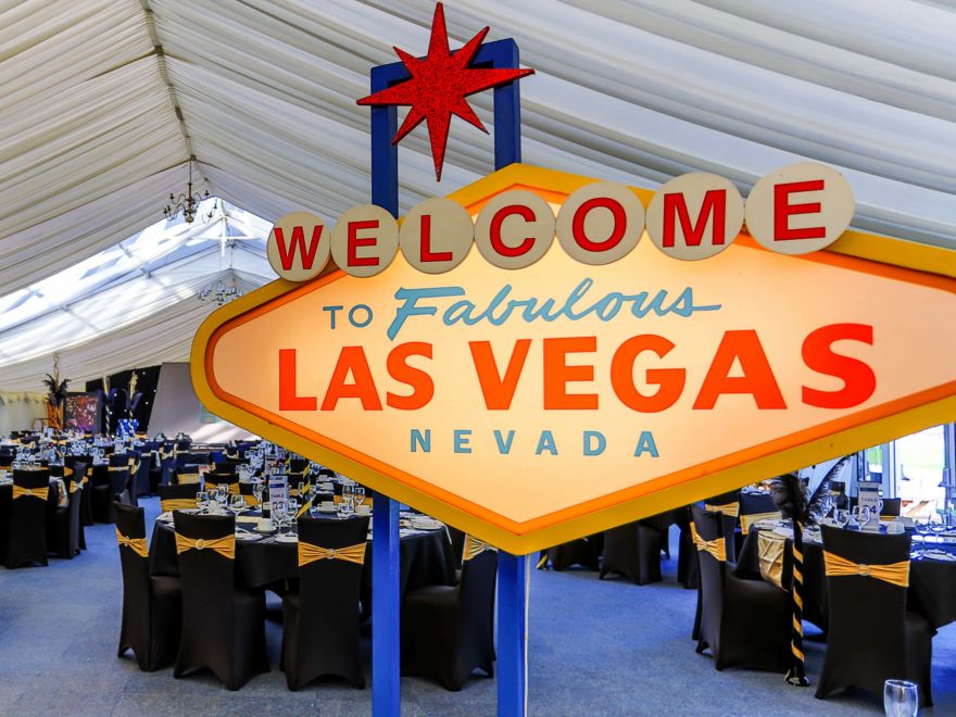 Themed Evenings Las Vegas