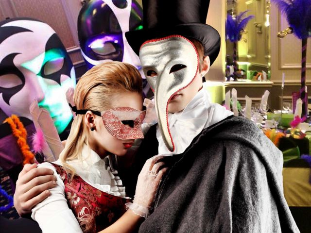 Masquerade Themed Evenings