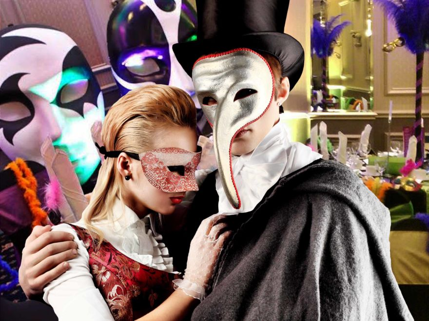 Themed Evenings Masquerade