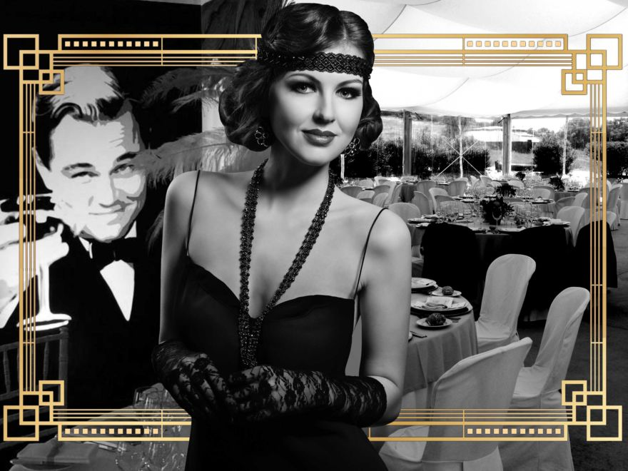 Themed Evenings The Great Gatsby
