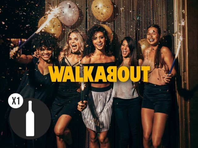 Walkabout – VIP Party Drinks