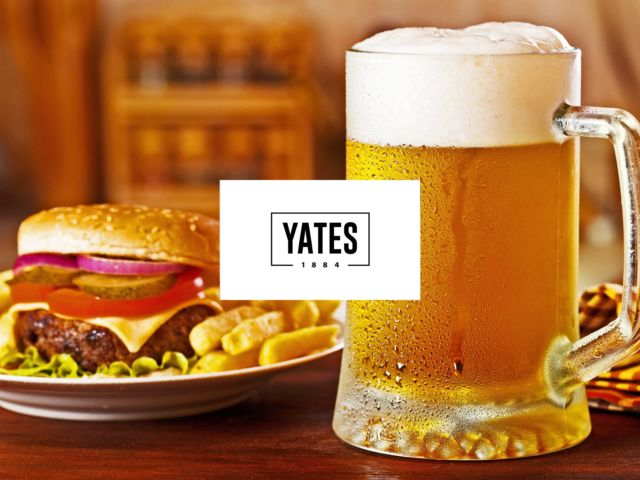 Yates - Beer & Burger