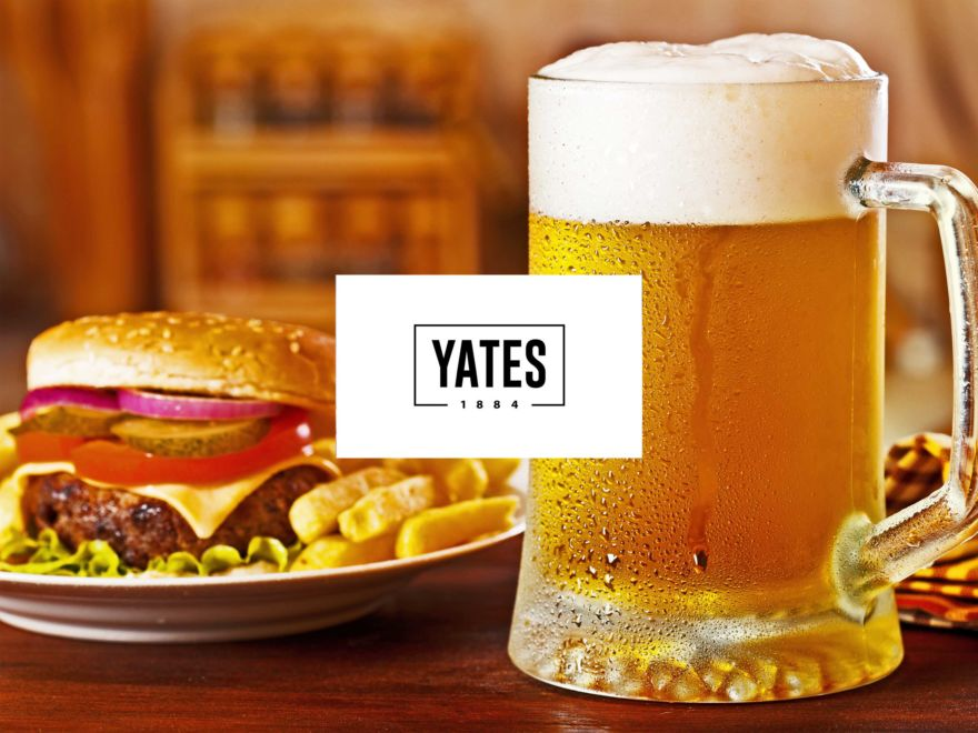 Yates Beer & Burger