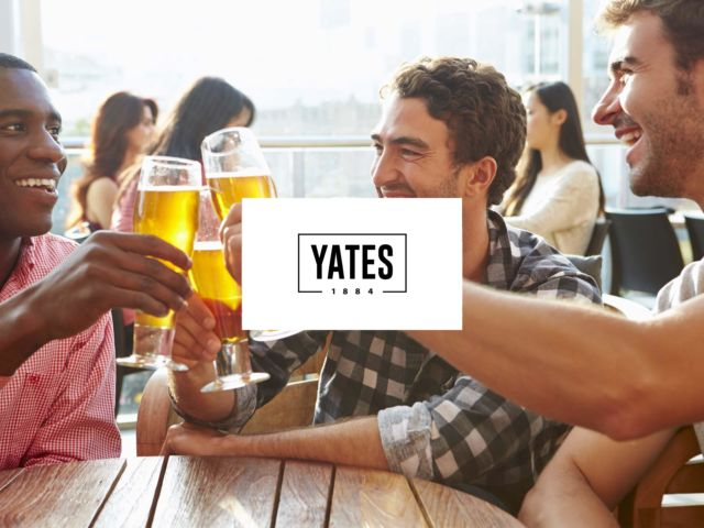 Yates - Boozy Brunch