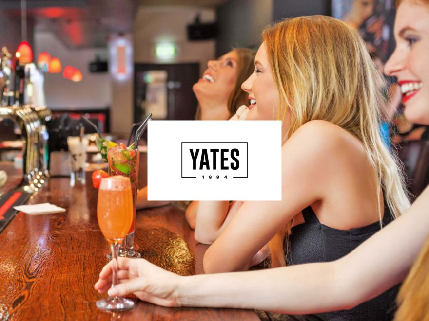 Yates Cocktail Making