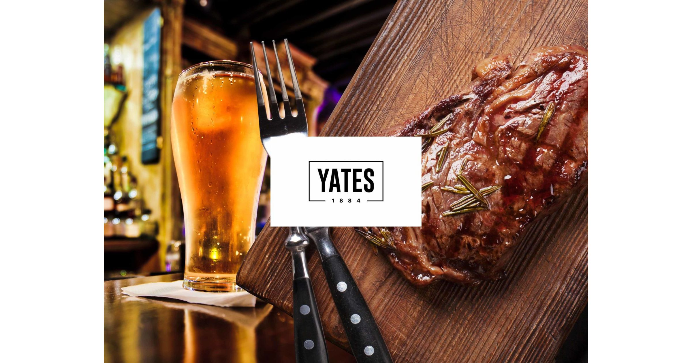 Yates - Steak & Beer