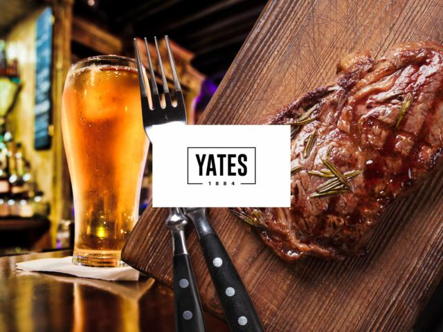 Yates - Burger & Beer