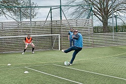 'Dad Friendly' Stag Party Ideas Binocular Football