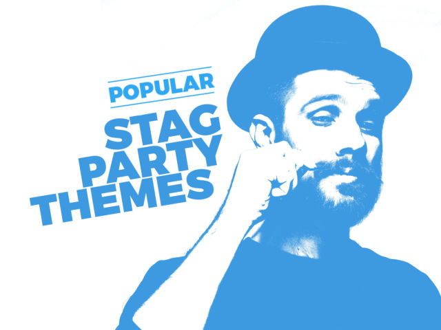 Most Popular Stag Do Themes 2017