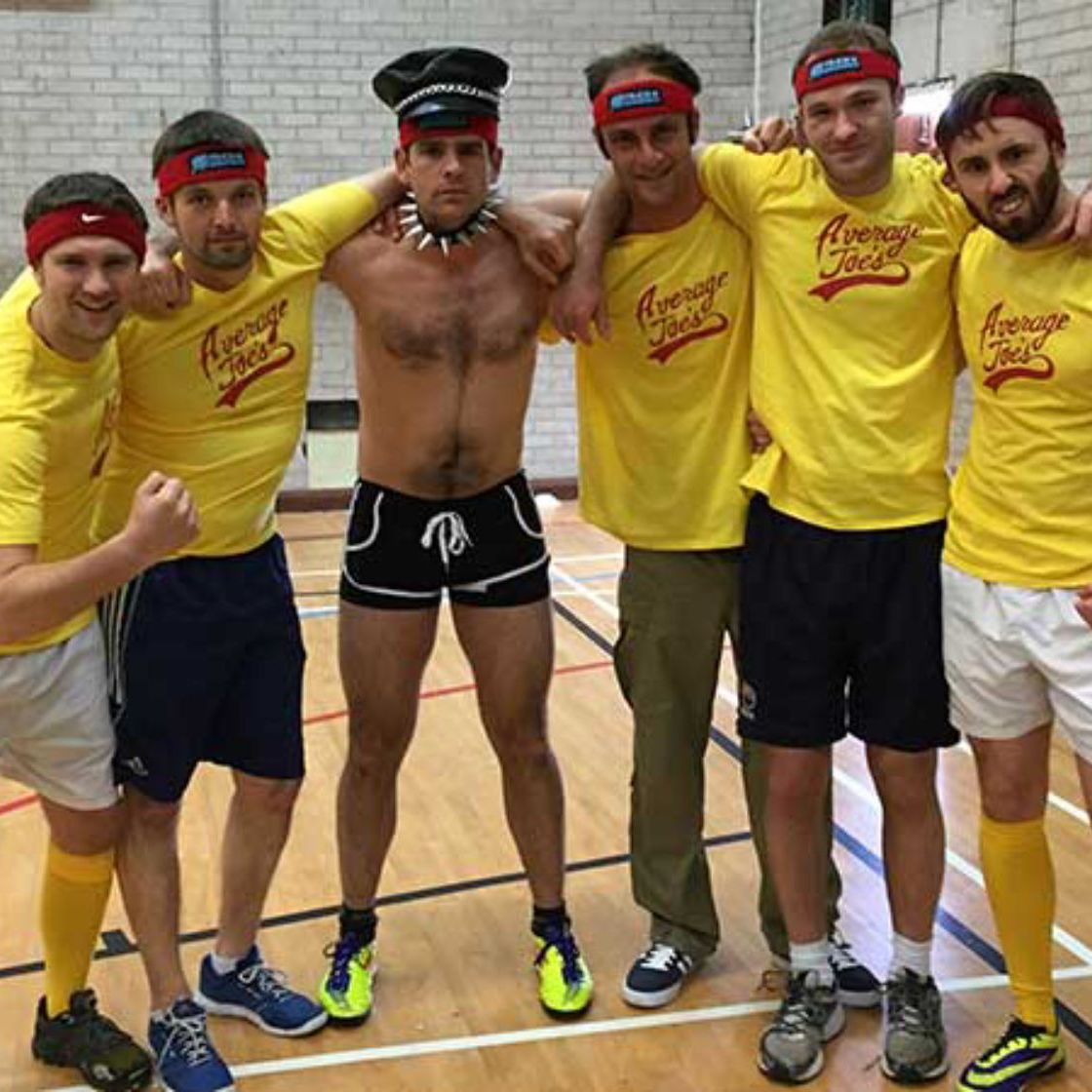 Dodgeball Stag Do Nottingham