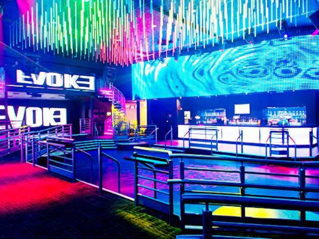 Evoke Nightclub & Booths