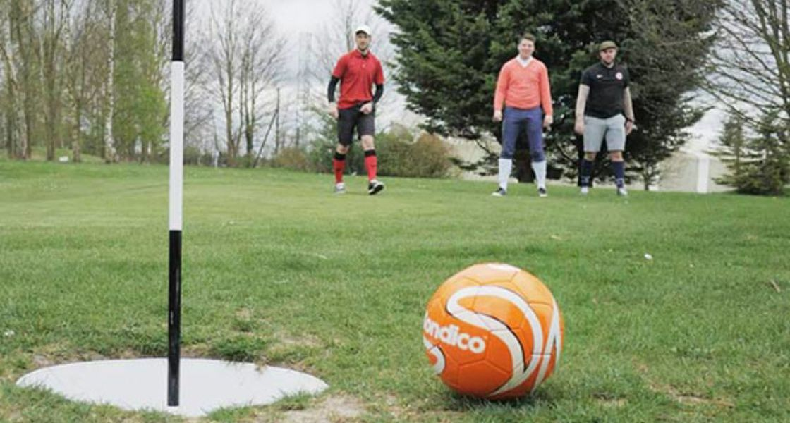 Footgolf Stag Do Brighton