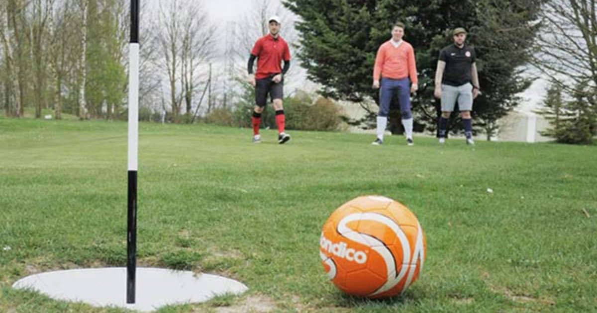 Footgolf Stag Do Nottingham