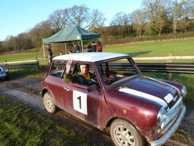 Mini Driving & Clay Shooting