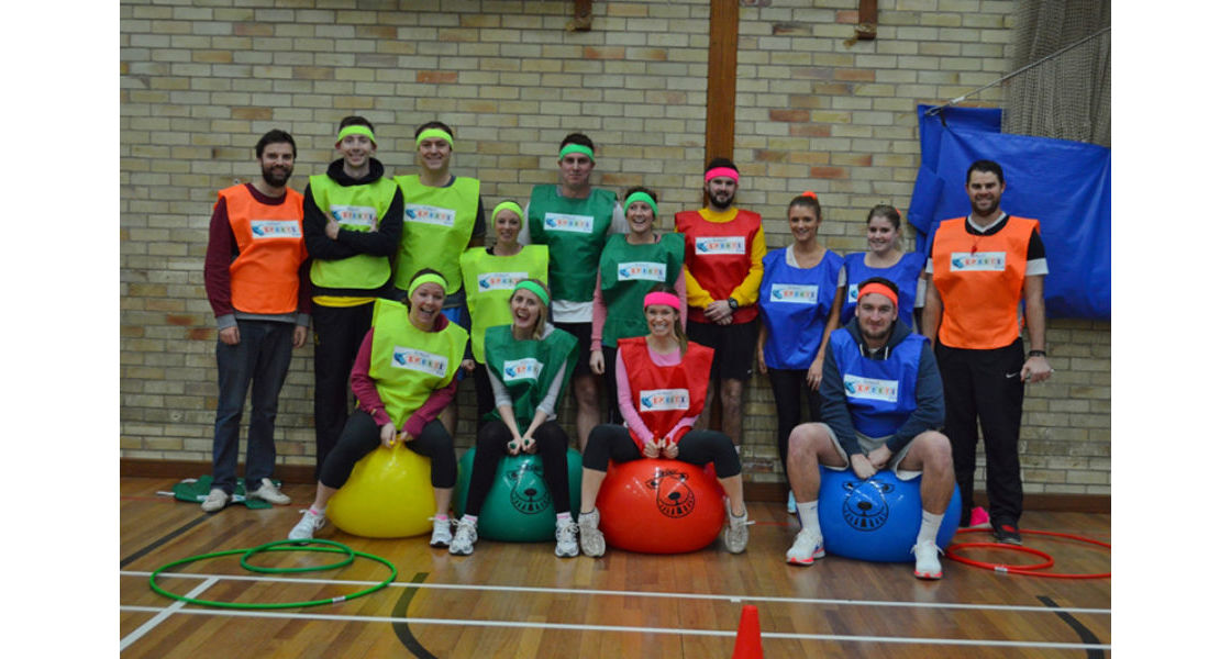 Old School Sports Day Stag Do Newcastle