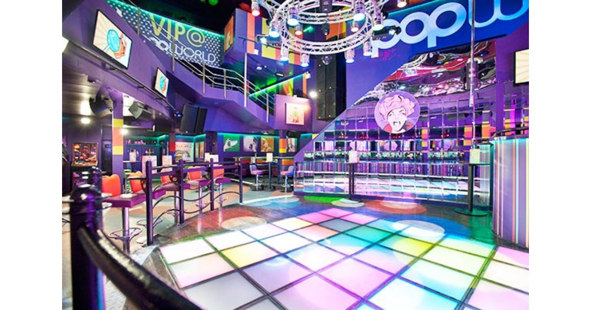 Popworld Nightclub Entry Stag Do Liverpool