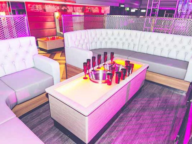 Pryzm Nightclub & Booths