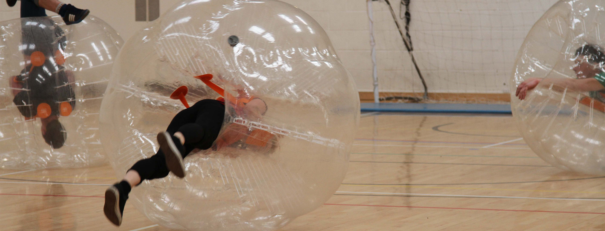 Zorb Football Stag Night Reading