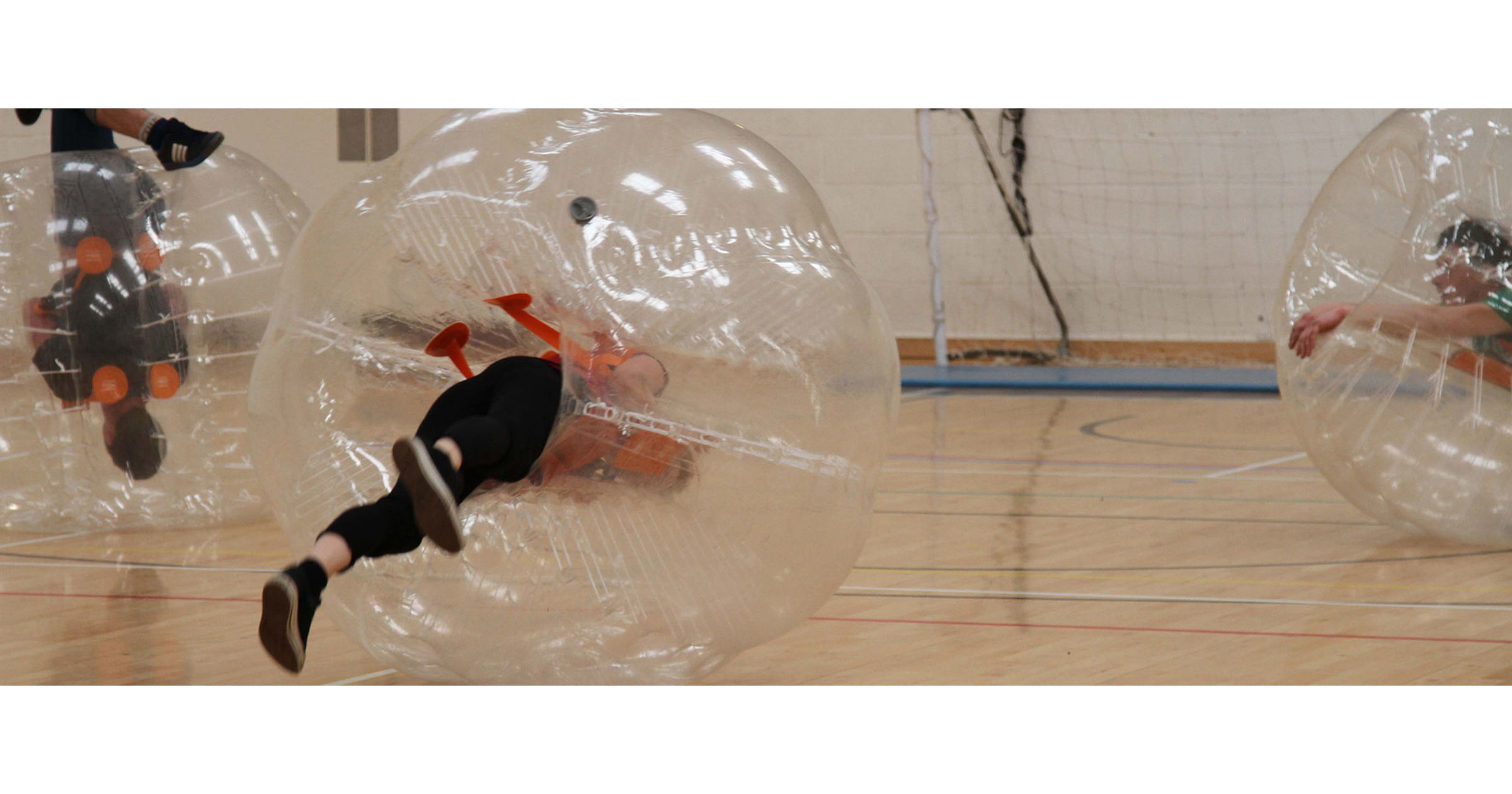 Zorb Football Stag Night Swansea