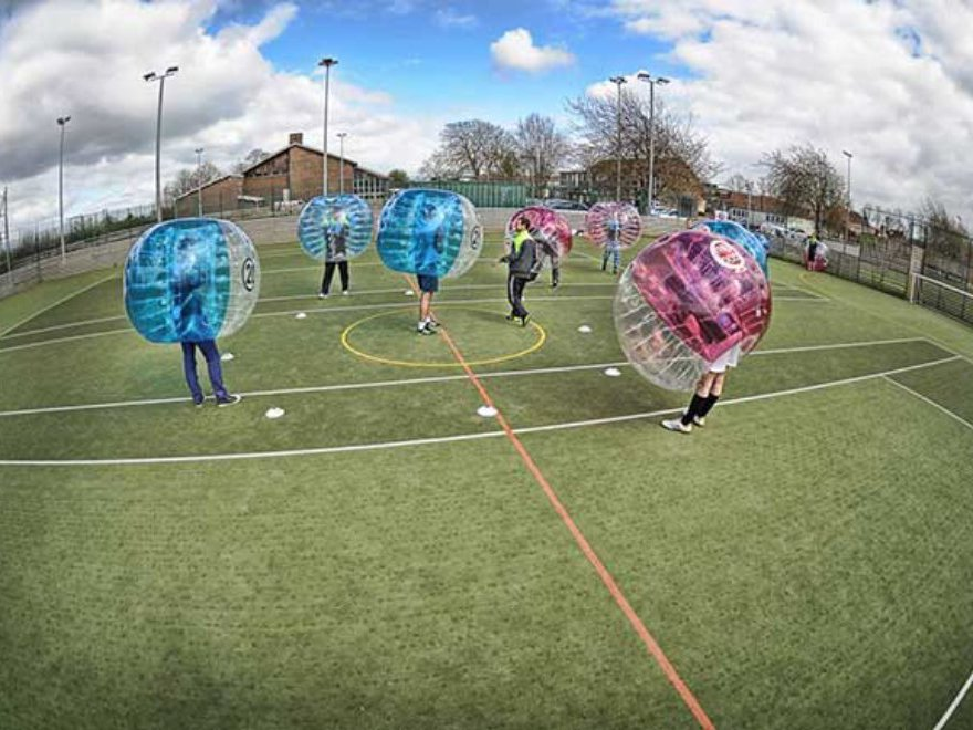 Stag Do Bubble Football