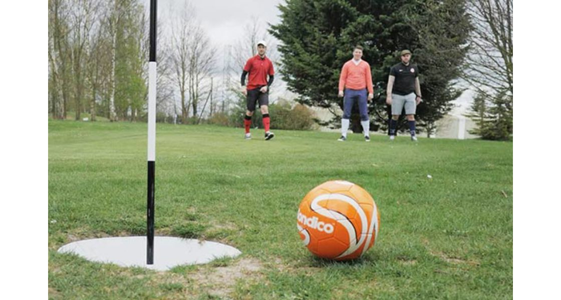 Footgolf Team Building Newcastle