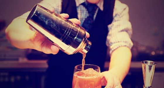 Hire a Cocktail Bartender Team Building Leeds