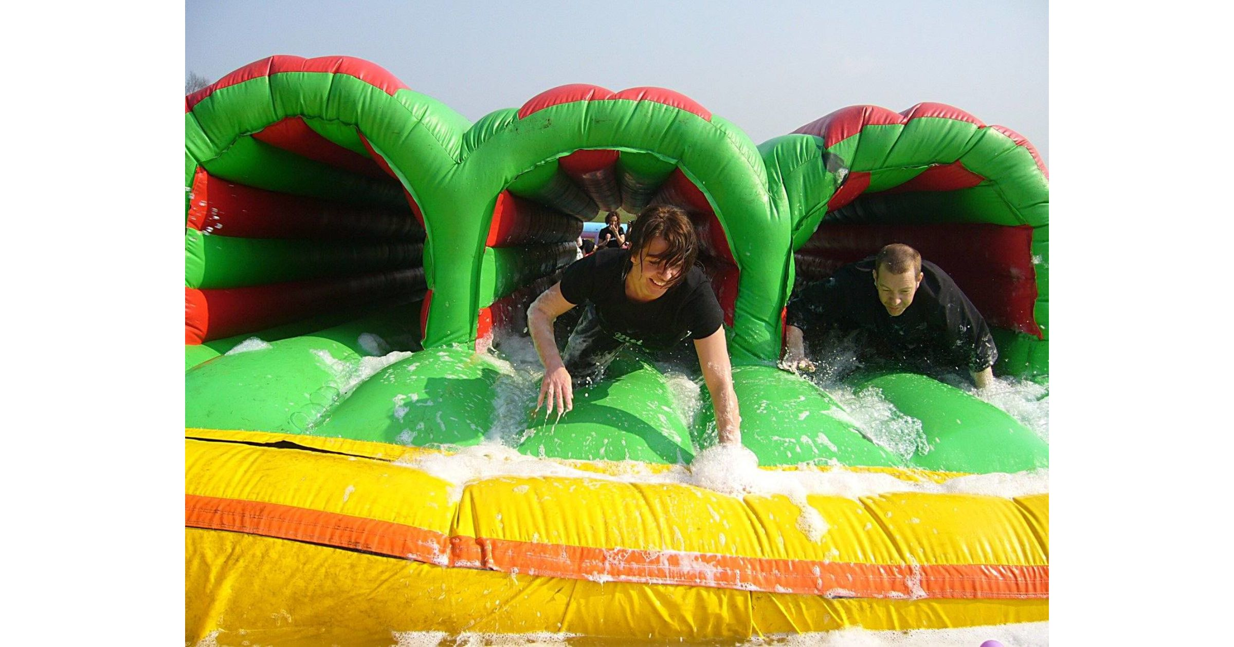 It's a Knockout Team Building Hull