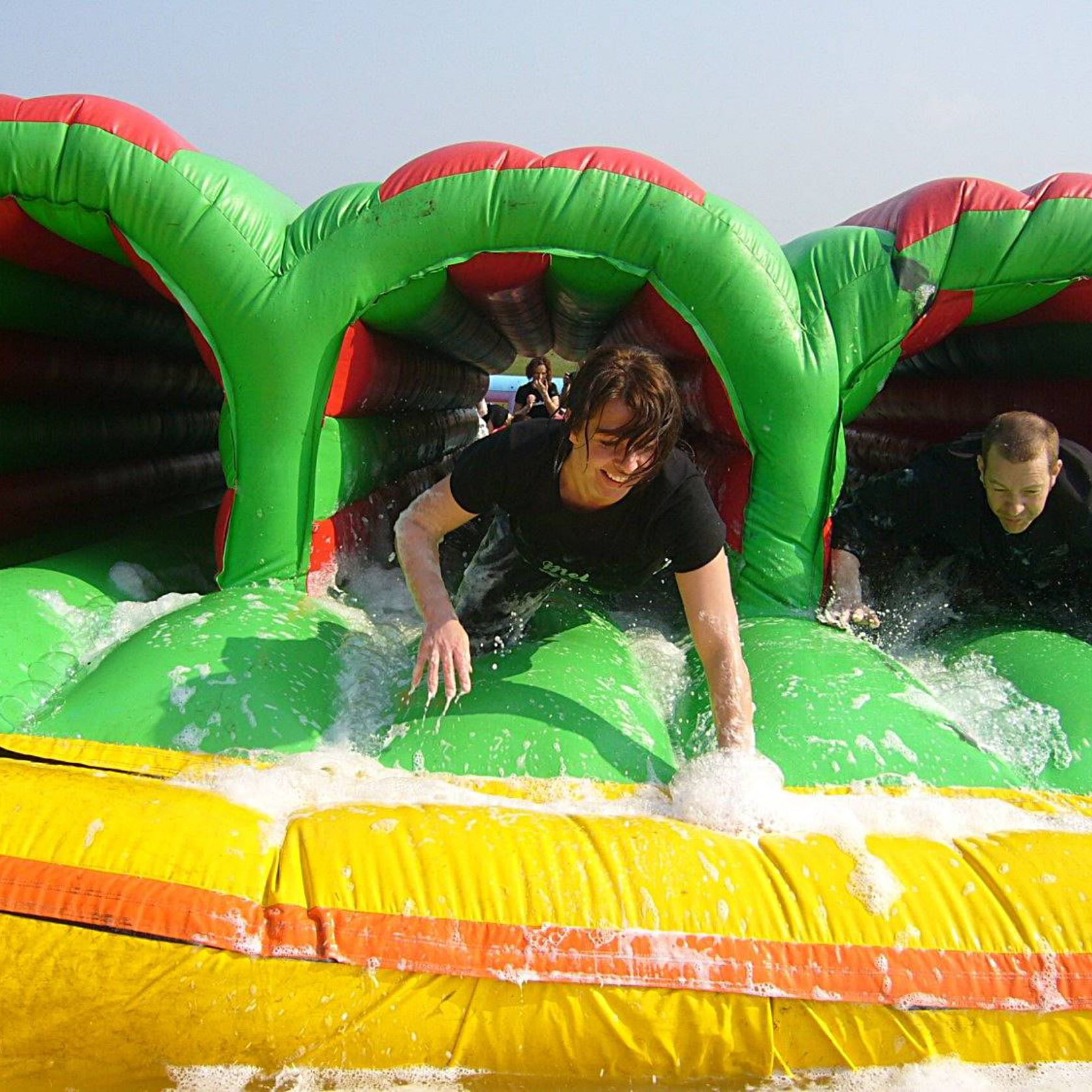 It's a Knockout Team Building Sheffield