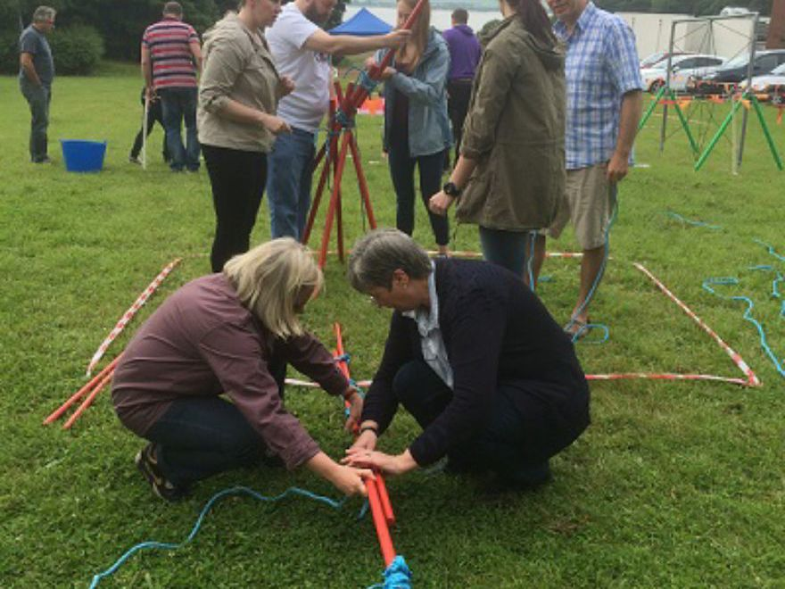 Krypton Factor Team Building York