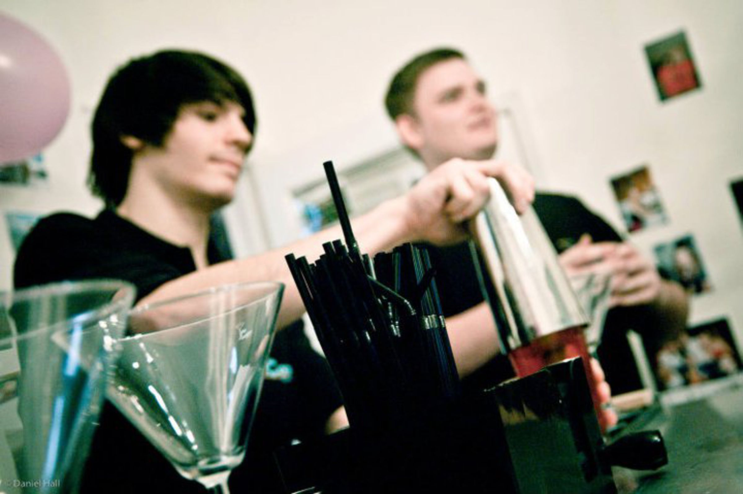 Mobile Cocktail Making Class Team Building Activity