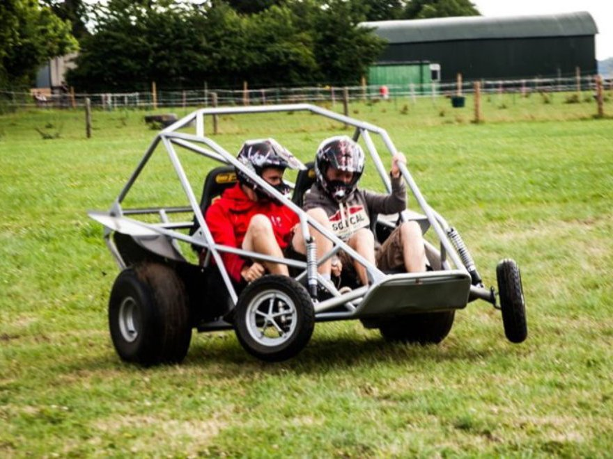 Powerturn Buggies Team Building Birmingham